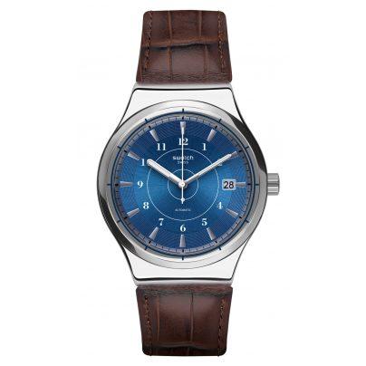 Swatch YIS404 Sistem51 Irony Automatic Watch Sistem Fly 7610522133396