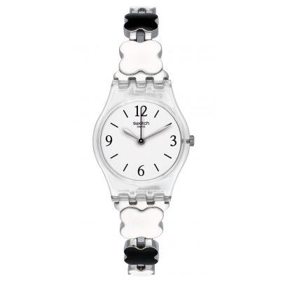 Swatch LK367G Damenarmbanduhr Clovercheck 7610522441620