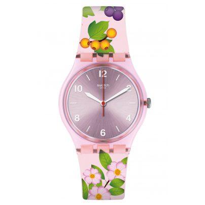 Swatch GP150 Damenuhr Merry Berry 7610522694033