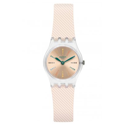 Swatch LK372 Ladies Watch Quadretten 7610522763364