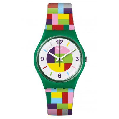 Swatch GG224 Damenuhr Tet-Wrist 7610522767423