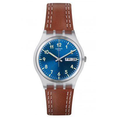 Swatch GE709 Armbanduhr Windy Dune 7610522767782