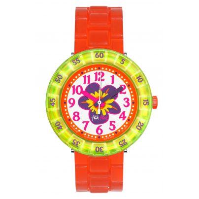 Flik Flak FCSP030 Chewy Orange Girls Watch 7610522533455