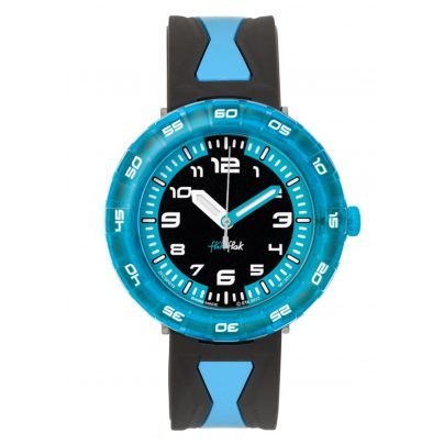 Flik Flak FCSP016 Get It In Blue Kinderuhr 7610522532236