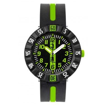 Flik Flak FCSP032 Green Ahead Kinderuhr 7610522533479