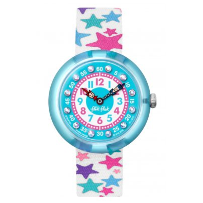 Flik Flak FBNP081 Girls Watch Tähtila 7610522534766