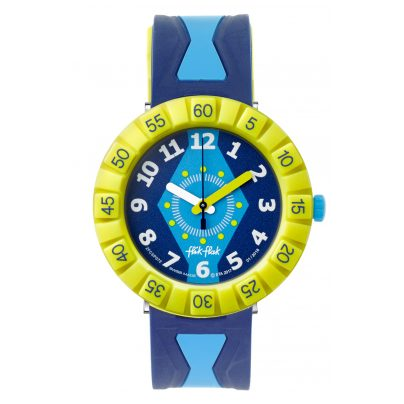 Flik Flak FCSP072 Kinderuhr Get It In Royal 7610522774629