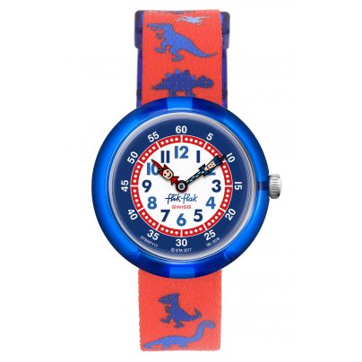 Flik Flak FBNP117 Boys' Watch Dinosauritos 7610522782815