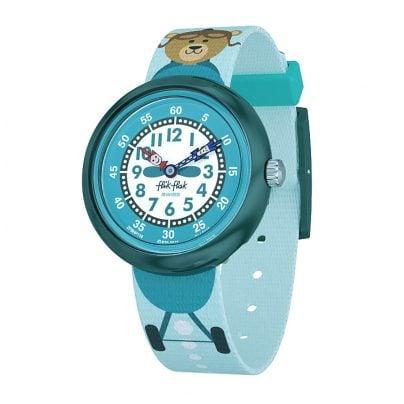 Flik Flak FBNP119 Children's Wristwatch Aerobear 7610522795853