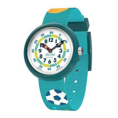 Flik Flak FBNP138 Kinder-Armbanduhr Balltime 7610522807501