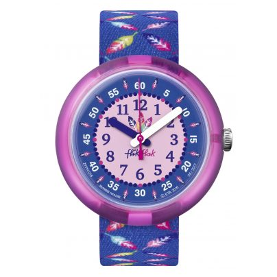 Flik Flak FPNP016 Kids Watch Cool Feather 7610522764125