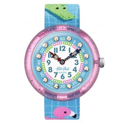 Flik Flak FBNP154 Girls' Watch Splashtastic 7610522819726