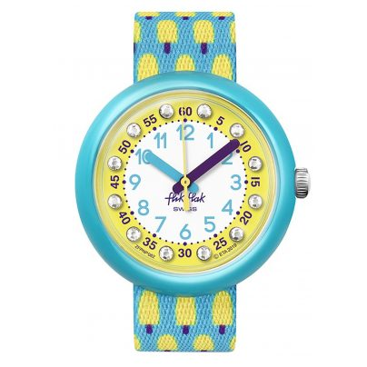 Flik Flak FPNP062 Girls' Watch Lemon Freeze 7610522819771