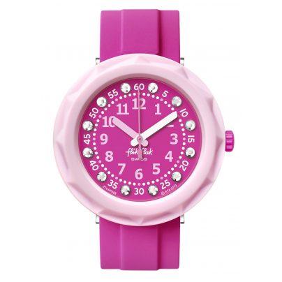 Flik Flak FCSP098 Kinderuhr für Mädchen Pink My Mind 7610522819849