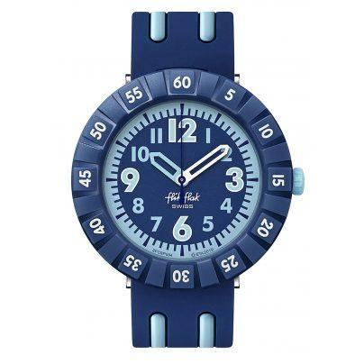 Flik Flak FCSP094 Kinderuhr für Jungen Blue4U 7610522819825