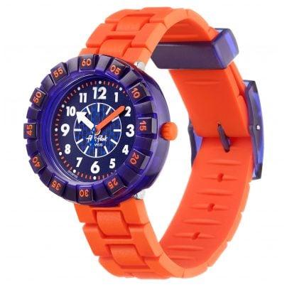 Flik Flak FCSP103 Children's Watch Orangebrick 7610522826656