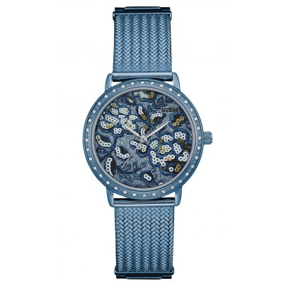 Guess W0822L3 Ladies Trend Damenuhr 0091661463945