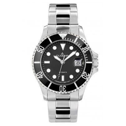 Dugena 4460512 Diver Automatik Herrenuhr 4250645004628