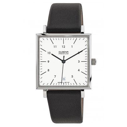 Dugena 7000142 Premium Armbanduhr Dessau Carrée 4050645017877