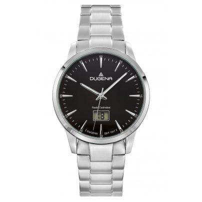 Dugena 4460857 Men's Radio-Controlled Wristwatch Momentum 4250645009890