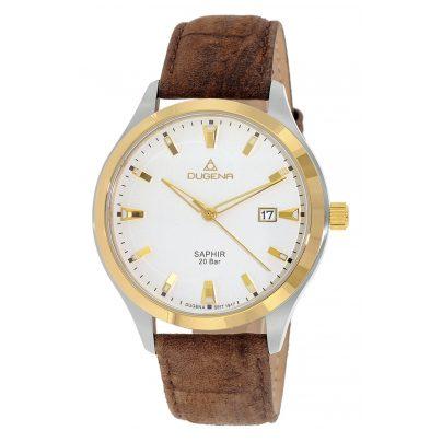 Dugena 4460971 Men's Watch Tresor Master Two-Colour 4250645010735