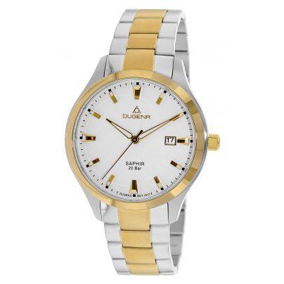 Dugena 4460976 Men's Watch Tresor Master Two-Colour 4250645010780
