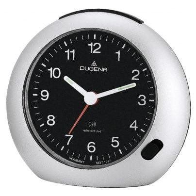 Dugena 4460384 Radio-Controlled Alarm Clock 4060753000098