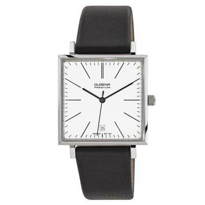 Dugena 7000140 Premium Armbanduhr Dessau Carree 4050645017860