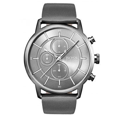 Boss 1513570 Herrenuhr Chronograph Architectural 7613272262613
