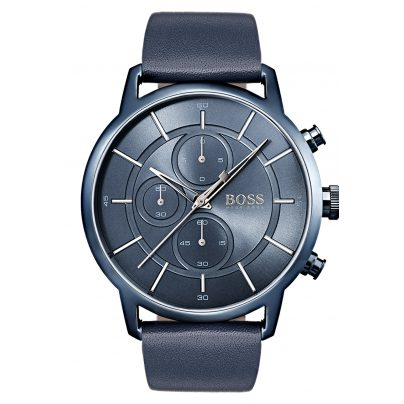 Boss 1513575 Herren-Chronograph Architectural 7613272262668