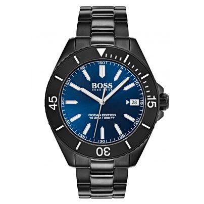 Boss 1513559 Herren-Armbanduhr Ocean Edition 7613272262507