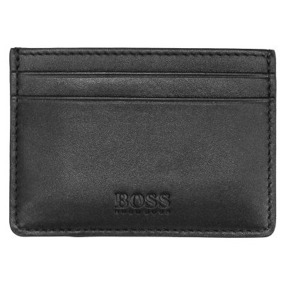 Boss 50397487 Credit Card Case Majestic Black 4029048027714