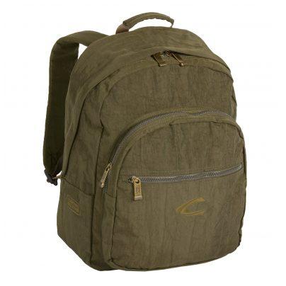 camel active B00-225-35 Rucksack mit Laptopfach Journey Khaki 4250339213671