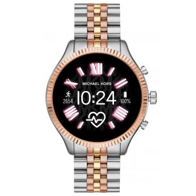 Michael Kors Access MKT5080 Ladies' Watch Smartwatch Lexington 2 4013496535426
