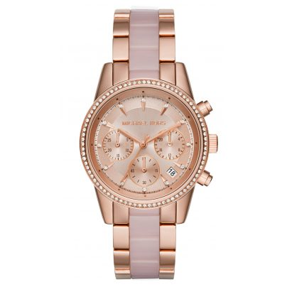 Michael Kors MK6307 Ritz Damen-Chronograph 4053858573345
