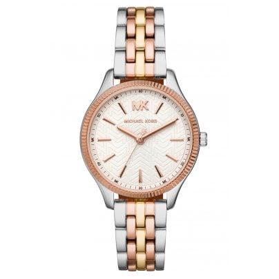 Michael Kors MK6642 Damen-Armbanduhr Lexington 4013496280753