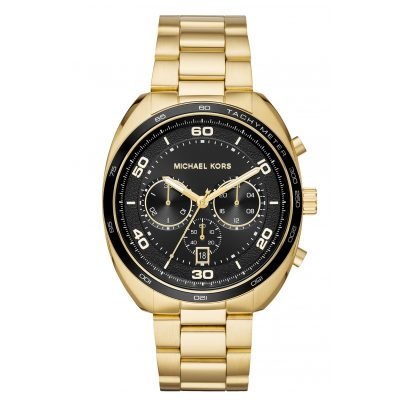 Michael Kors MK8614 Herrenuhr Chronograph Dane 4051432318788