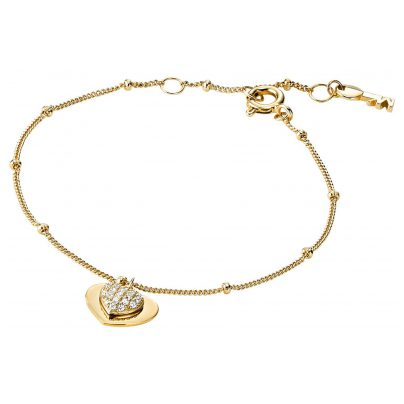 Michael Kors MKC1118AN710 Damen-Armband Love 4013496035599
