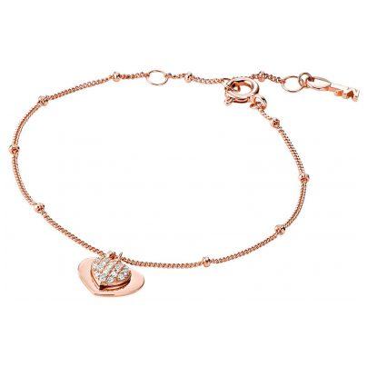 Michael Kors MKC1118AN791 Damen-Armband Love Rosé 4013496037067
