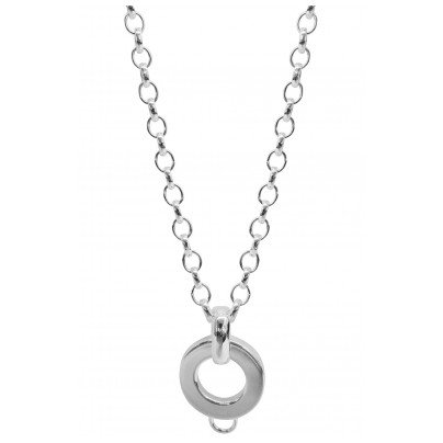trendor 63058 Silver Charm Necklace 4260227763058