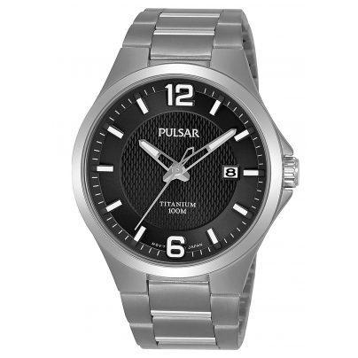 Pulsar PS9613X1 Herrenarmbanduhr Titan 4894138038457