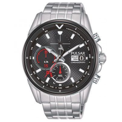 Pulsar PZ6027X1 Men's Watch Solar Chronograph Rally 4894138038914