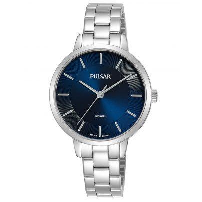 Pulsar PH8475X1 Damen-Armbanduhr Quarz Blau 4894138040672