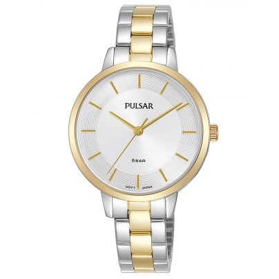 Pulsar PH8476X1 Damen-Armbanduhr Quarz Bicolor 4894138040689