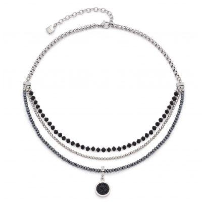 Leonardo 016635 Damen-Halskette Favo 4002541166357