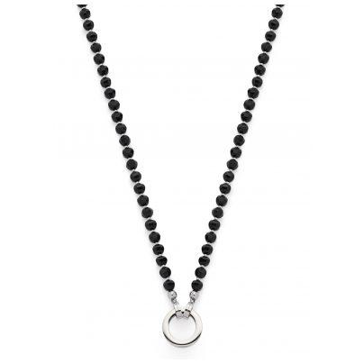 Leonardo 016710 Ladies Necklace Chicco Darlin's Black 4002541167101