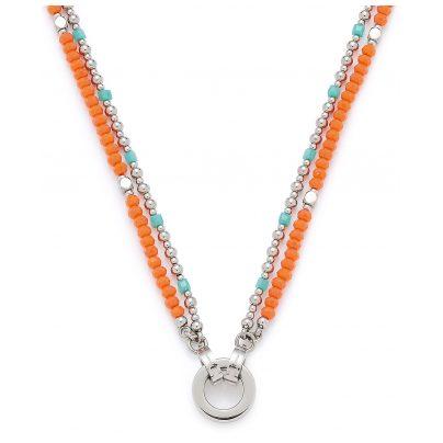 Leonardo 016822 Damen-Halskette Corallo Darlin's 4002541168221