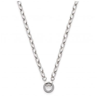 Leonardo 017080 Damen-Halskette Gala Darlin´s Clip & Mix 60 cm 4002541170804