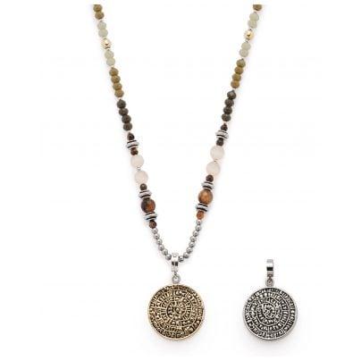 Leonardo 016994 Damen-Halskette Tropheo Darlin´s Clip & Mix 85 cm 4002541169945