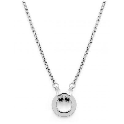 Leonardo 018411 Ladies' Necklace Lolita Clip&Mix Stainless Steel 4002541184115